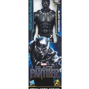 Like New Marvel Black Panther Titan Hero Series